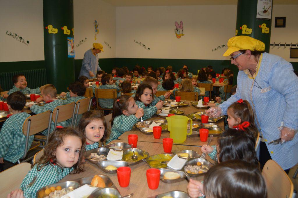 Comedor Infantil – Colegio Loyola – PP. Escolapios
